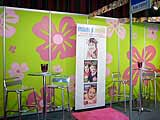 Expo stand for Mums Mail